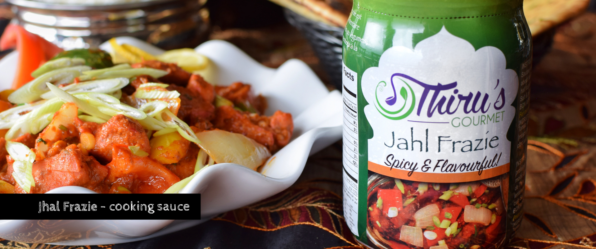 Cooking sauce - Jhal Frazie