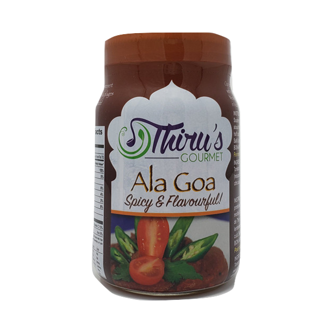 Ala Goa Curry